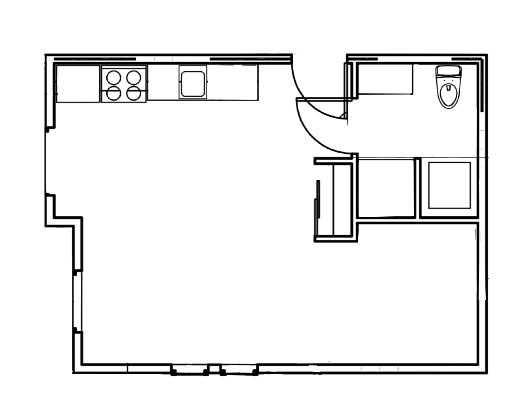Plaza Floor Plan 426