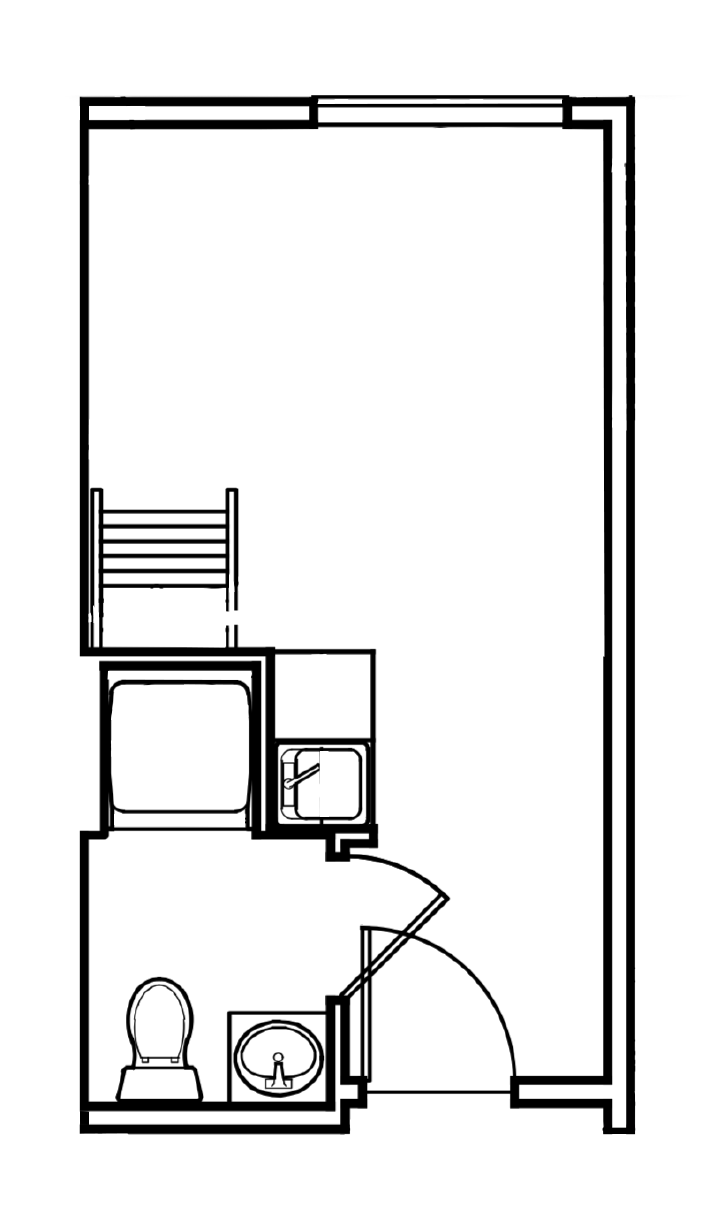 162TEN Floor Plan 508