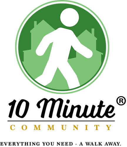 10 Minute Community Logo